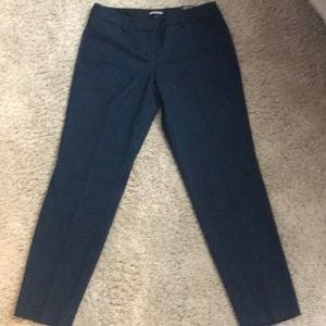 NWT Express editor ankle pants